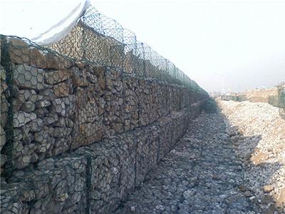 石笼网工程案例